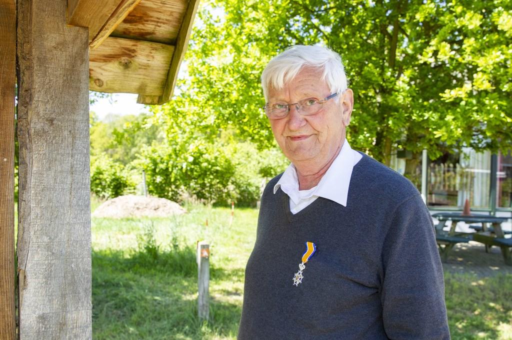 Henk is al vele jaren zeer betrokken bij de natuur in de omgeving van Eerde.  Foto: Ad van de Graaf © Kliknieuws Veghel