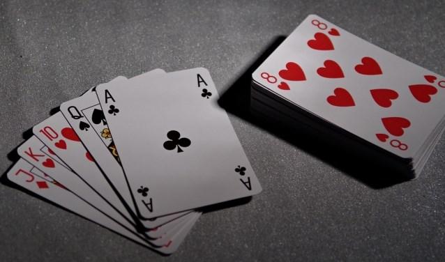 Bridge is een kaartspel dat ook onder de noemer denksport geplaatst kan worden.