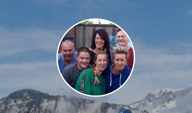Het team De Alpenzusjes.