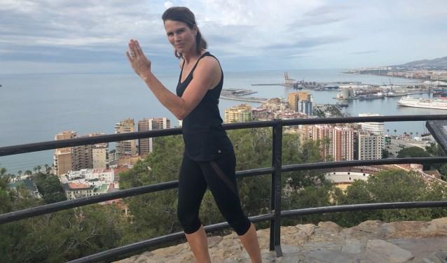 Elsbeth Slippens-Heuver van 2Power heeft een passie voor bewegen en vitaliteit.