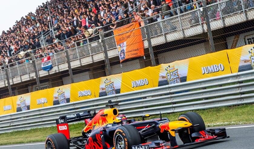 Jumbo sponsort Max Verstappen al jaren.