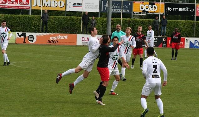 UDI'19 versloeg De Meern met 2-0. (foto: UDI'19)