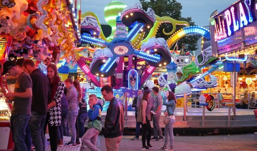 De kermis in Boxmeer vindt plaats van vrijdag 28 juni tot en met dinsdag 2 juli.