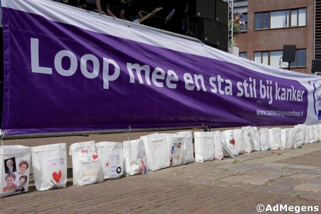 SamenLoop voor Hoop. (Foto: Ad Megens)  © Kliknieuws Oss