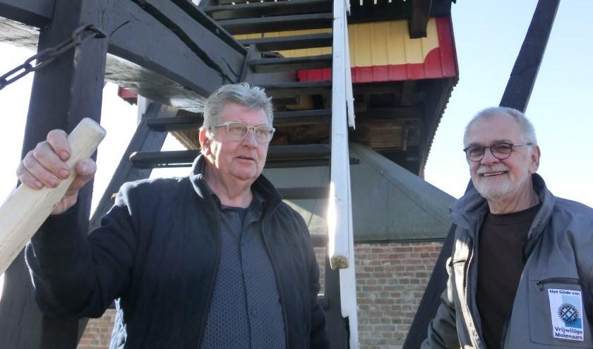 Bakker Gerard en molenaar Gerrit.