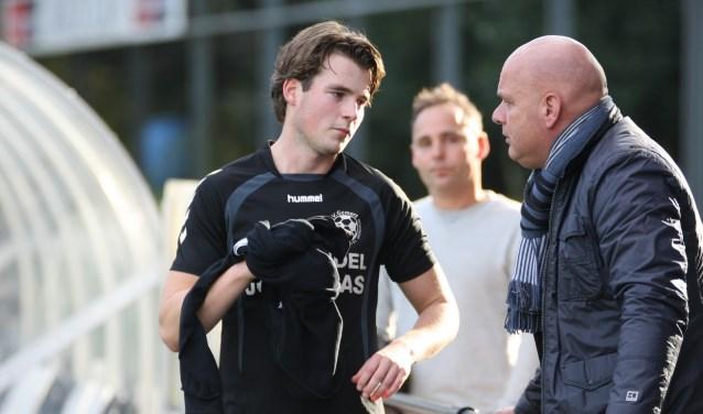 Vincent Buijssen keert terug bij Volharding