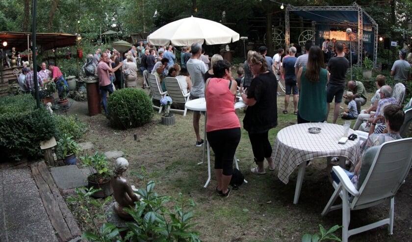 Het festival vindt plaats in bostuin Geldersoord in Sint Anthonis.