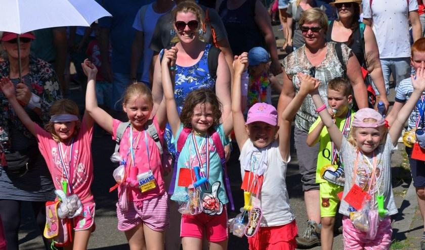 De Jeugd 4-daagse in Ottersum vindt plaats vanaf woensdag 26 juni.
