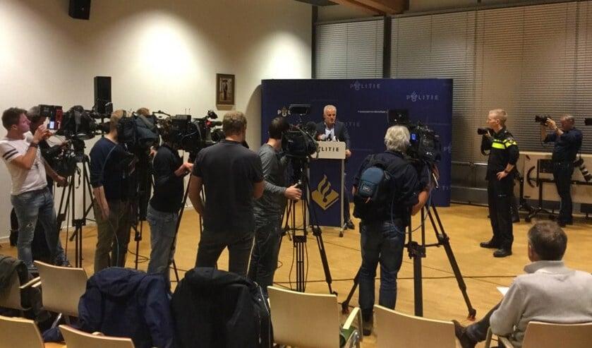 Peter R. De Vries vindt het fantastisch hoe het cold case-team deze zaak heeft opgepakt (Foto: Politie).