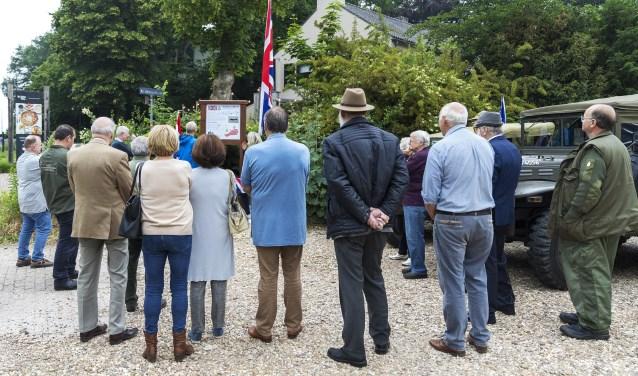 In Plasmolen is een oorlogsmonument onthuld voor piloten die in de Tweede Wereldoorlog zijn omgekomen.