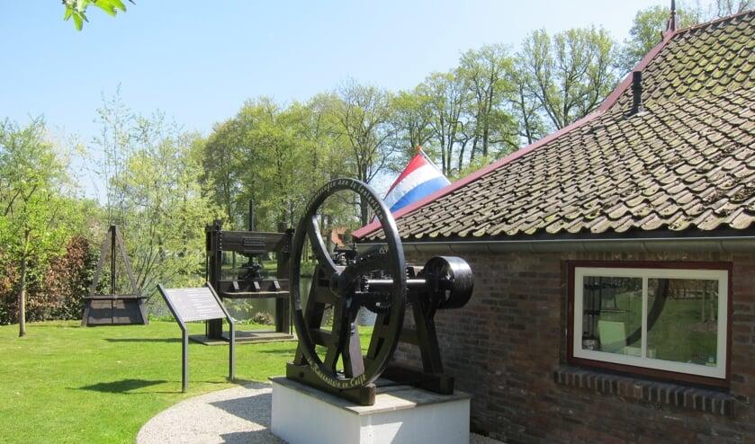 Leerlooierij Museum Ravenstein.