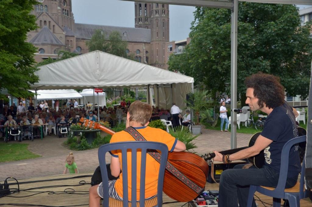Muzikaal Uden woensdag Foto: Henk Lunenburg © Kliknieuws Uden