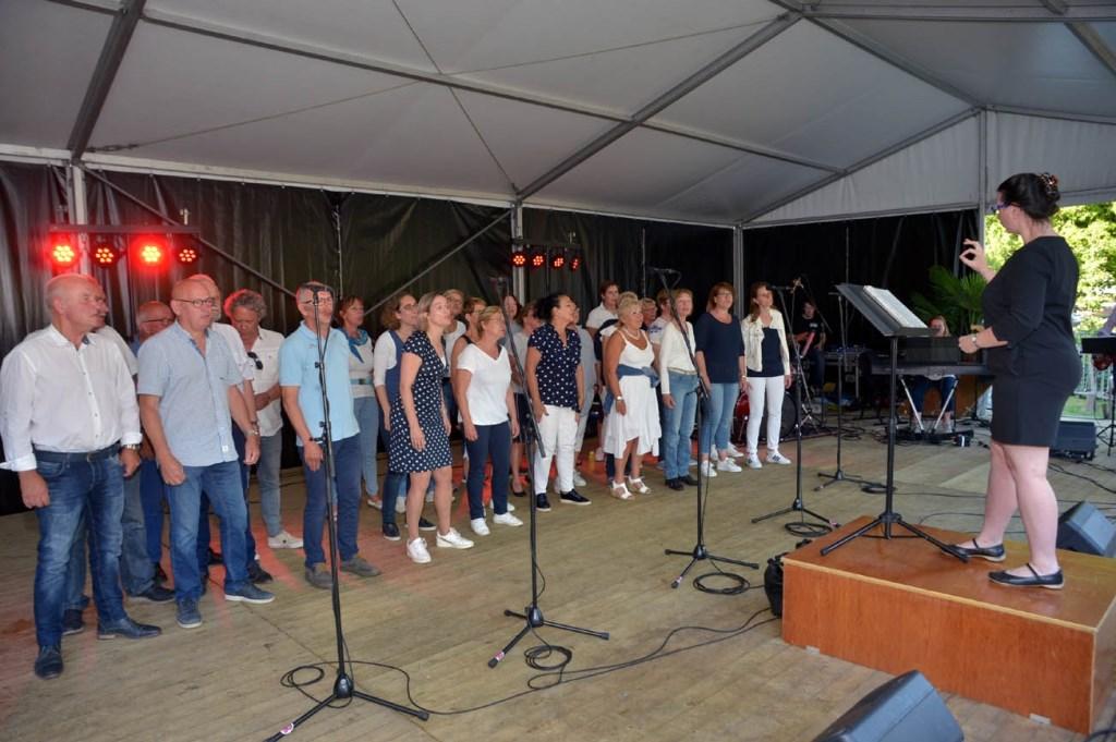 Muzikaal Uden maandag Foto: Henk Lunenburg © Kliknieuws Uden
