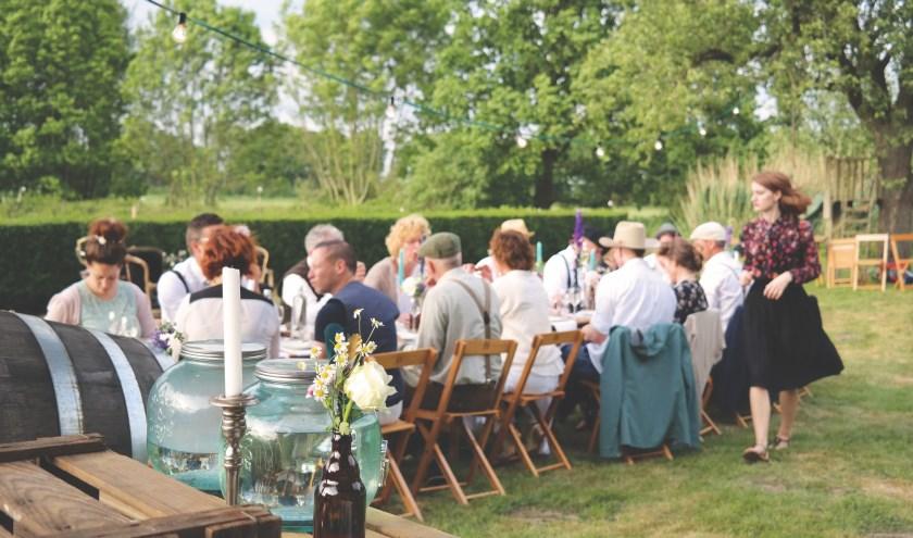 Een Goei Leven Beleven Weekend, met tal van smaakvolle evenementen, zoals proeverijen, diners en lunches.