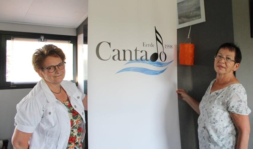 Het nieuwe logo van Cantado.
