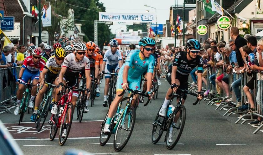 Het Wielercafé maakt deel uit van de festiviteiten rond 'Daags na de Tour' op maandag 29 juli.