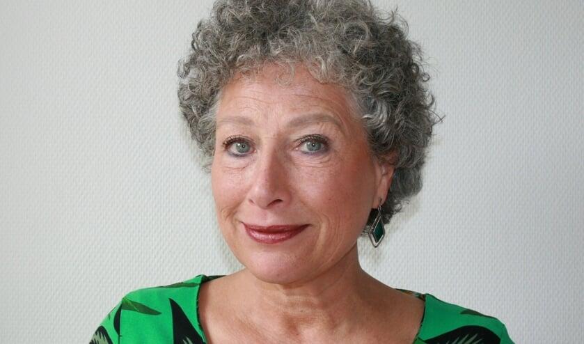 Kunsthistorica Marie Christine Walraven.