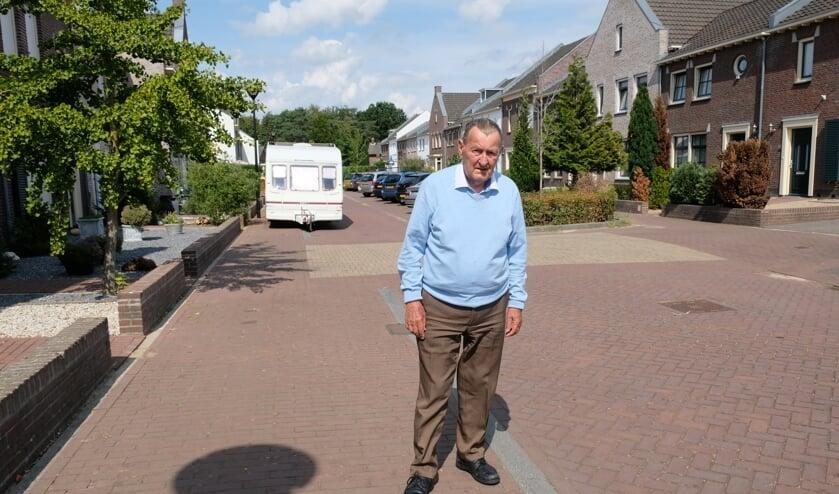 Nico Bos: 'De straat moet wel leefbaar blijven.'