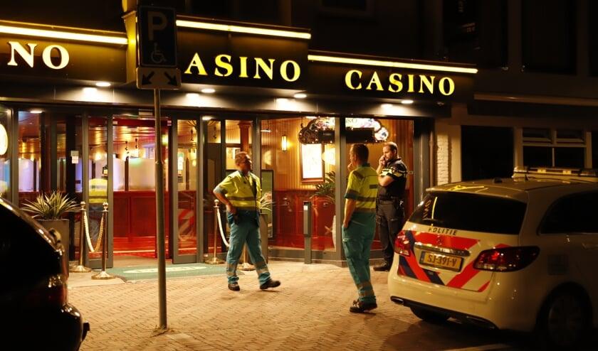 Overval bij Flash Casino in Cuijk.
