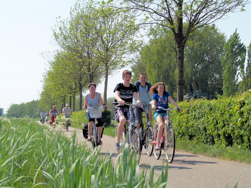 Het Noordlimburgs Fietsweekend beleeft de vierde editie.