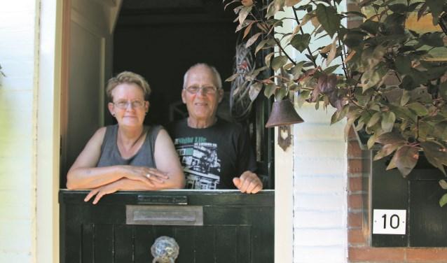 Bert en Hillie Zaal