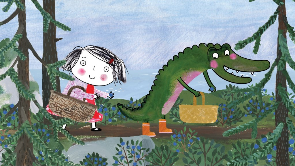 Rita & Krokodil  © Graficelly B.V.