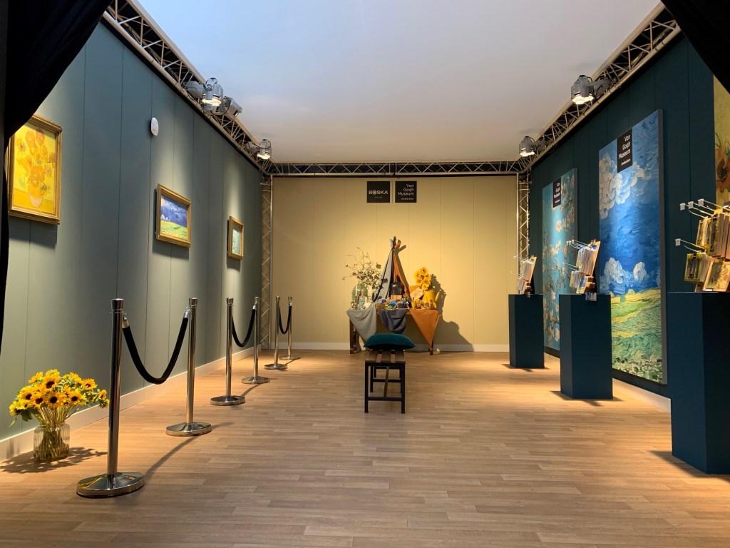 Dependance Van Gogh Museum bij Boska in Bodegraven  © Graficelly B.V.