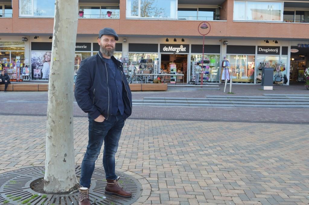 Frank Koevoets kijkt met z'n band Slingshot uit naar een mooie editie van BorftL!ve Foto: Pancras Kuipers © Graficelly B.V.