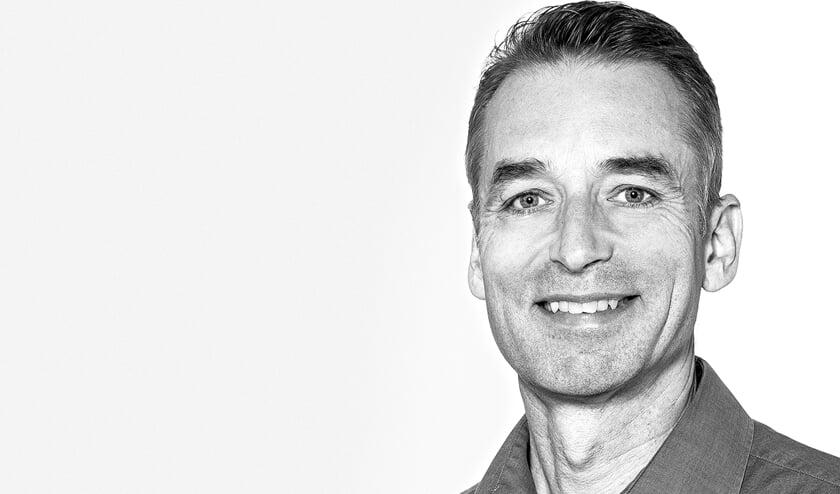 Sjoerd van Tiel is de sportformateur voor Bodegraven-Reeuwijk