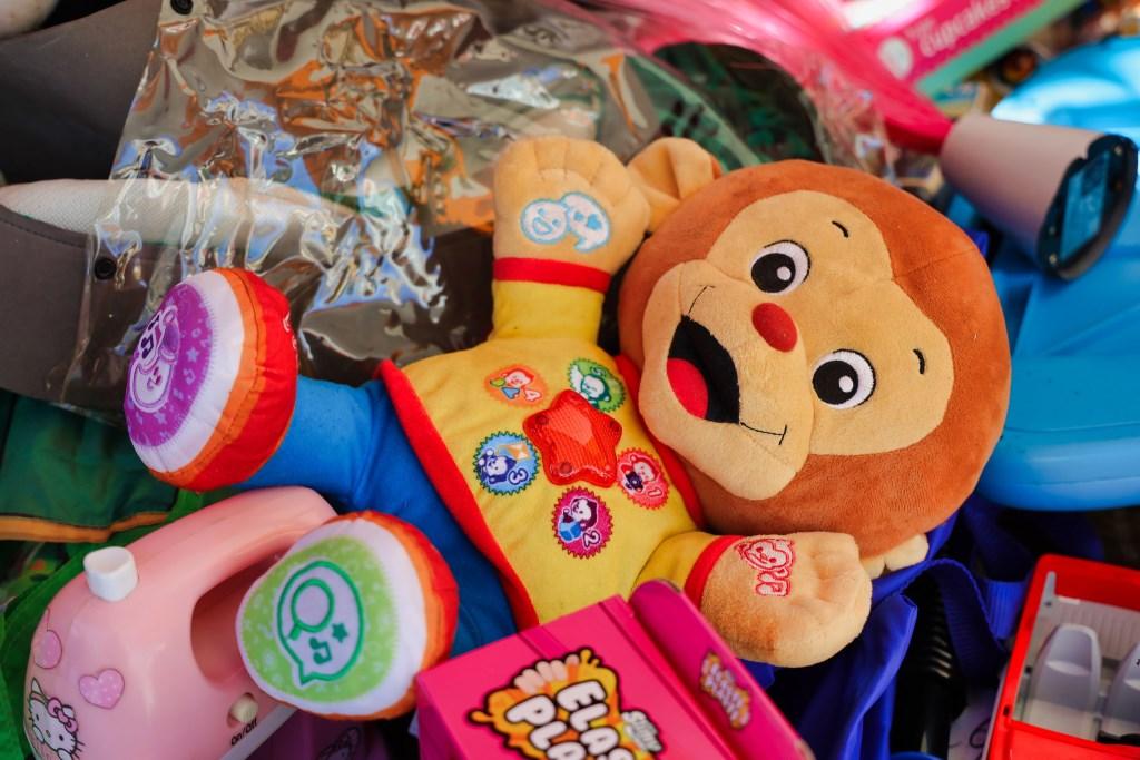 Speelgoed in alle soorten  © Graficelly B.V.