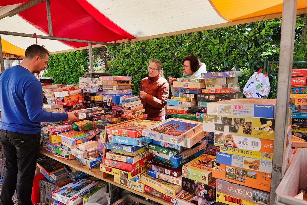 Puzzelen om een keus te maken.  © Graficelly B.V.