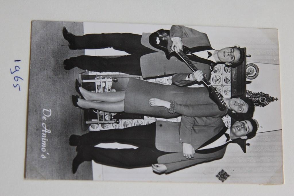 De allereerste Animo's 1963  © Graficelly B.V.