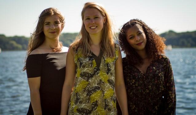 The Charming Three treedt op tijdens Moederdag. (Foto: PR)