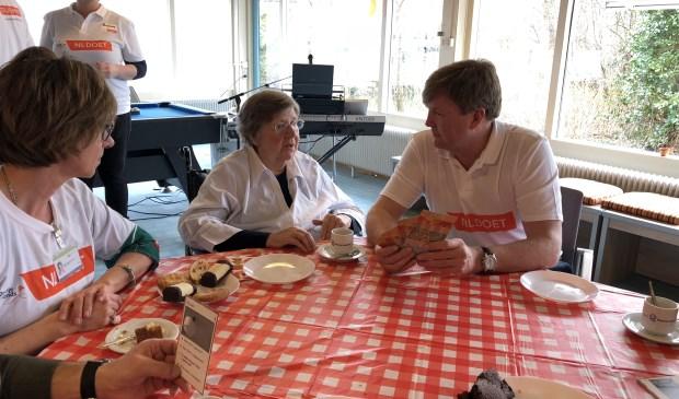 In maart bezocht de koning buurgemeente Pijnacker-Nootdorp.