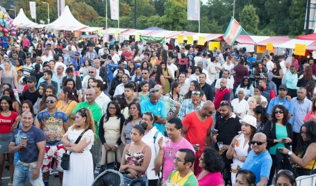 Het Milan Festival vindt op 27, 28 en 29 juli plaats rond SilverDome in Zoetermeer. Foto: DI-FO Fotografie
