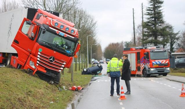 In maart dit jaar vond een dodelijk ongeval plaats op de weg. (Foto: archief/Spa Media)
