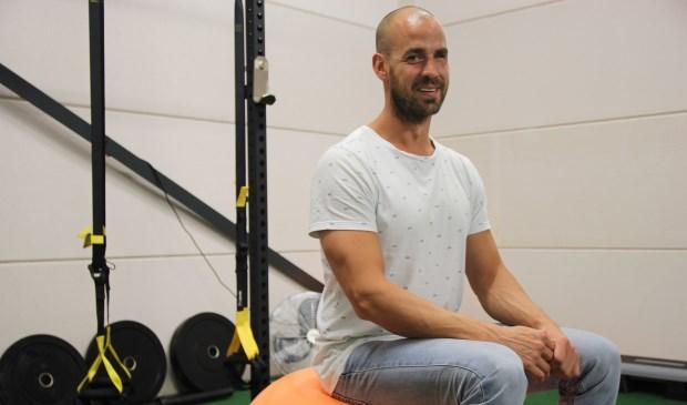 Rogier Staartjes gaat graag als Personal en Medical Trainer één op één met mensen aan de slag.