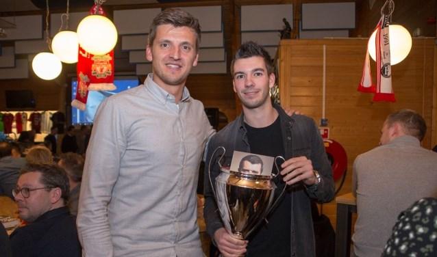 Het duo Max van Dijk en Dennis van der Haas is ongenaakbaar. De heren wonnen voor de vierde keer op rij. (Foto: Kees Ruigrok)