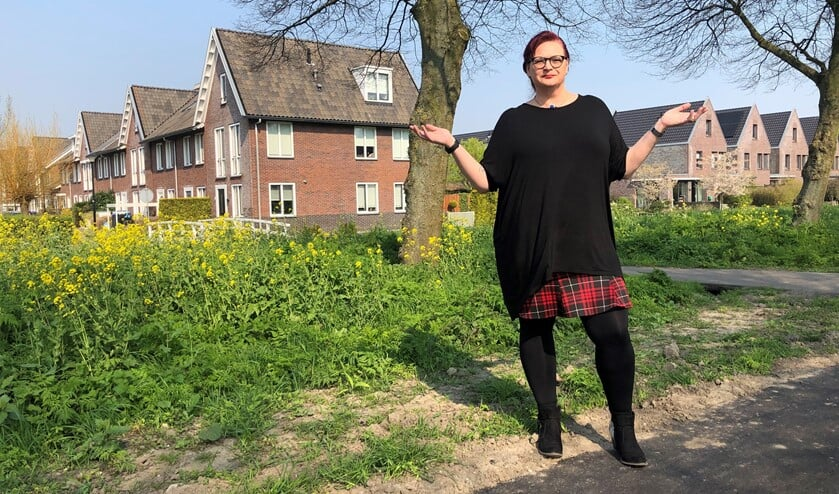 Astrid Oosenbrug is voorzitter bij COC Nederland, maar ook gewoon betrokken inwoonster. Ze begrijpt niet waarom mensen dit doen.