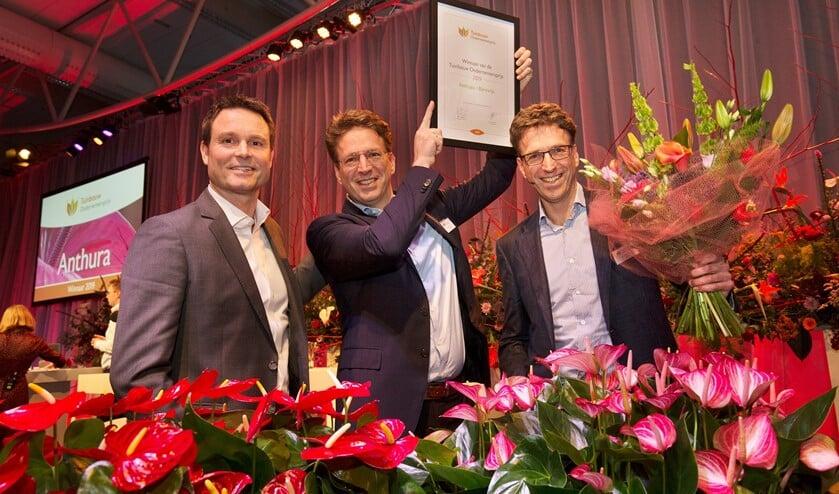 Het Bleiswijkse Anthura was de winnaar in 2019. (Foto: GJ Vlekke)