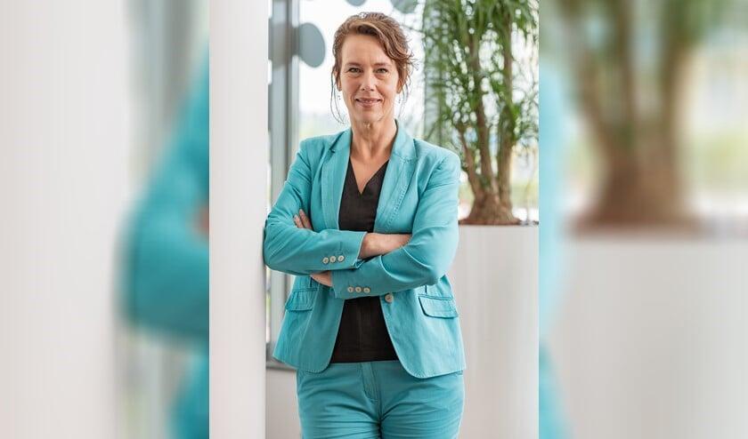 Hanneke Vliet Vlieland is de nieuwe directeur-bestuurder van woningcoöperatie 3B Wonen. (Foto: PR)