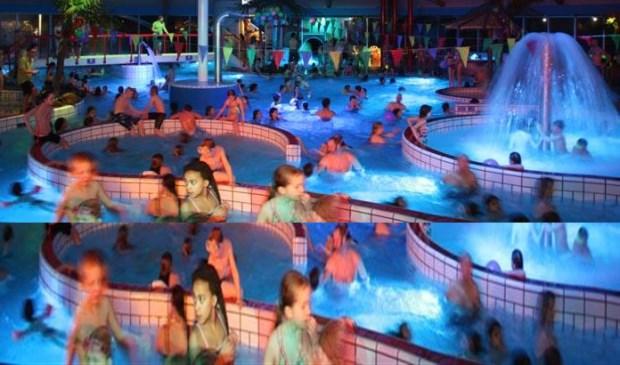 Zwembad De Fakkel : De combinatie ridderkerk activiteit: zwemdisco bij de fakkel