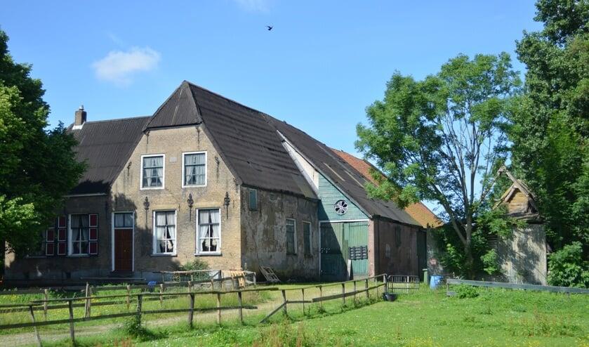 De Thuishoeve wil zo snel mogelijk beginnen met de renovatie van boerderij Verhoeff.