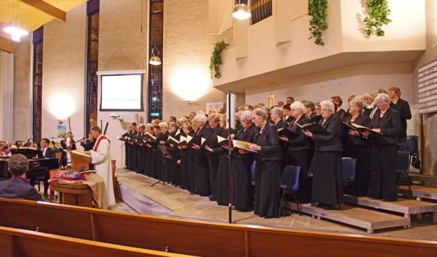 bestaat 50 jaar De Combinatie Ridderkerk   Kerkkoor bestaat 50 jaar bestaat 50 jaar