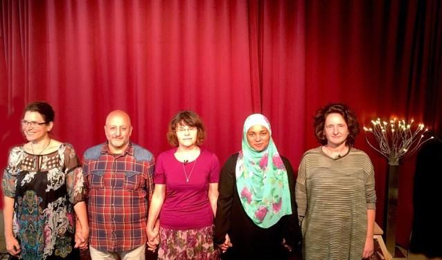 De vertelvoorstelling Helden van Vandaag ging op 14 oktober in première in Antwerpen
