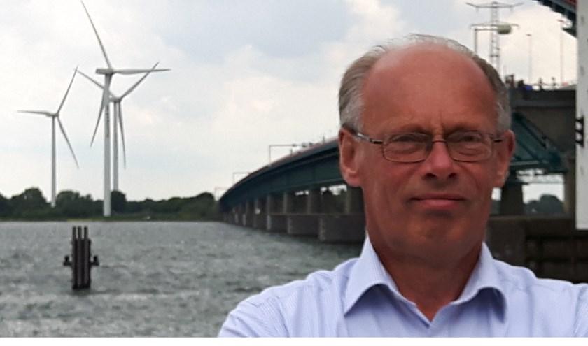 Initiatiefnemer Kees Pieters
