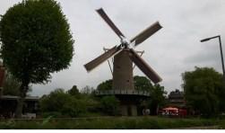 Monumentale  molen de Speelman Foto's Ada van Noordwijk