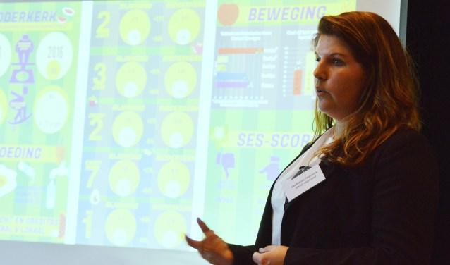 """Steffanie Helmink: """"We hebben in Slikkerveer nog veel te winnen"""""""