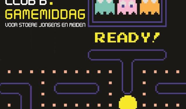 Een ouderwets potje Pacman...