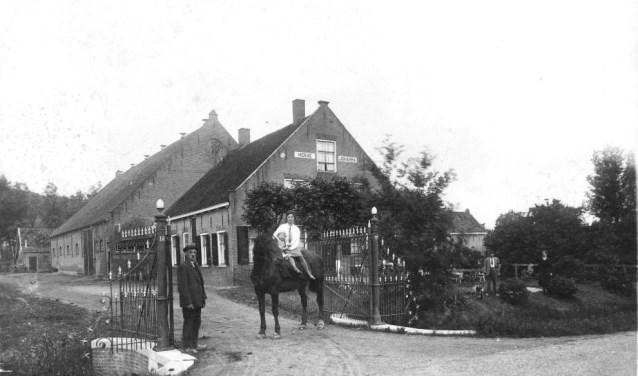 Hoeve Johanna, Oudeweg, Rhoon.